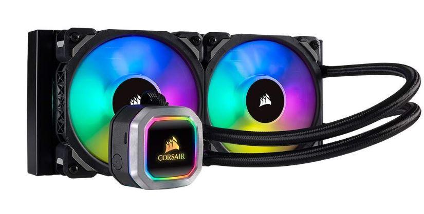 Corsair-Hydro-Series-H100i-RGB-Platinum-Liquid-CPU-Cooler