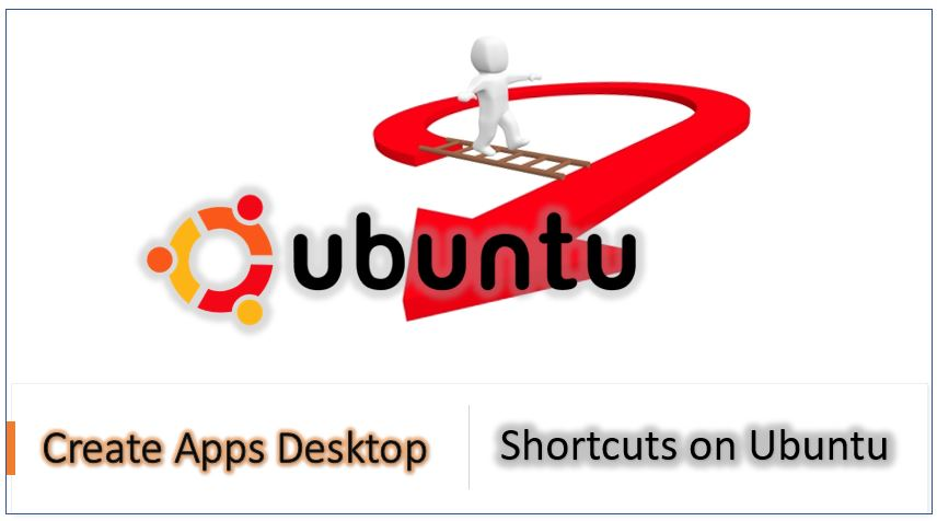 Creating desktop shortcuts on Ubuntu