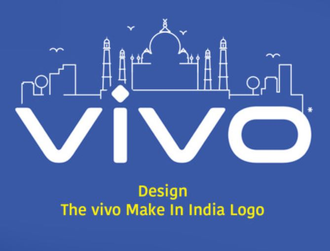 Design vivo's Make in India logo and win 5 lakh rupees