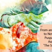 From an IT Executive to Novel Writer, Puspak Sarkar- Author of 'The Songwriter'