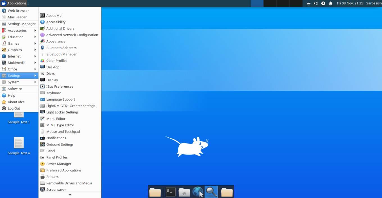Install XFCE on Ubuntu 80