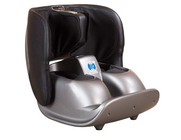 JSB Hf119 Calf and Foot Massager Machine Compact Foldable for pain