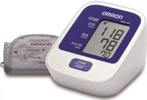 Omron HEM-7124 Blood Pressure Monitor