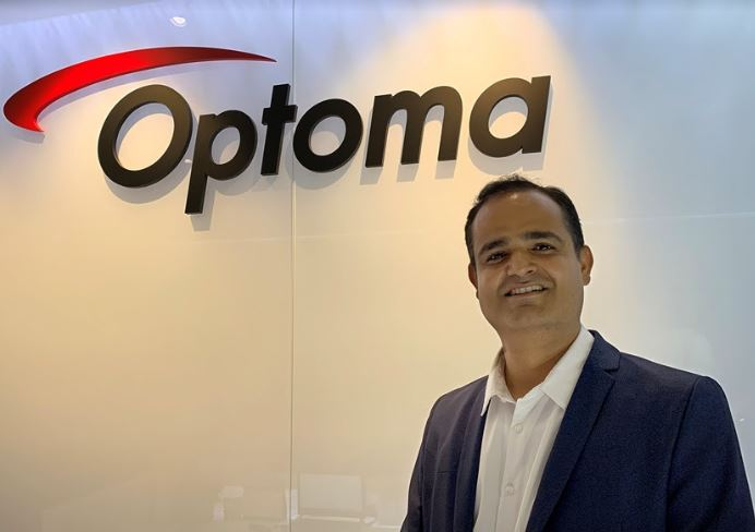Optoma appointments Vijay Kumar Sharma country head for its operation in India