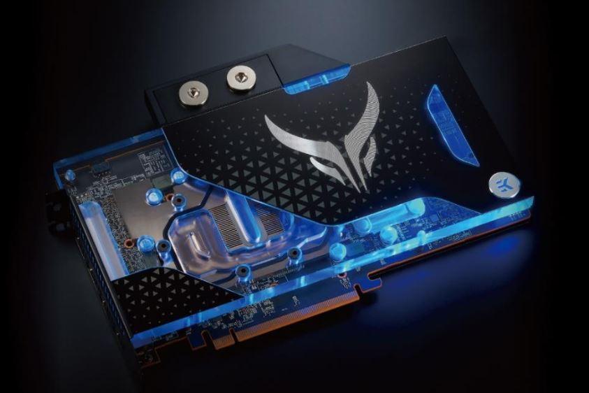PowerColor Liquid Devil RX 5700 XT water-cooled graphics card