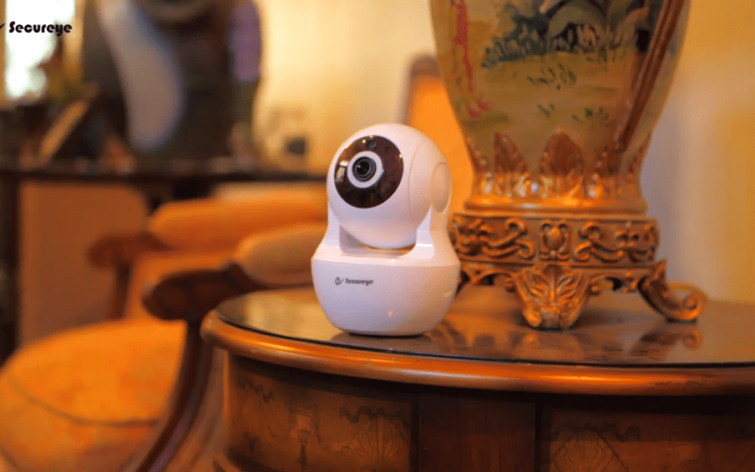 Technological Emergence of Security Cameras