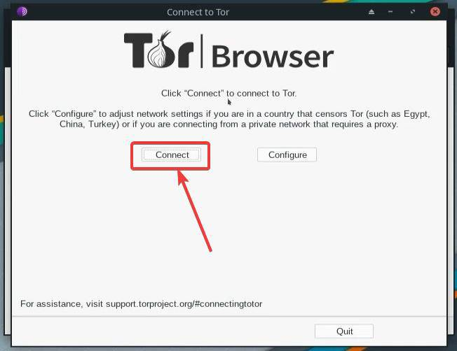 Tor browser on Manjaro and CentOS 60