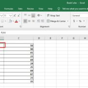 Use conditional formatting on Microsoft Excel 210
