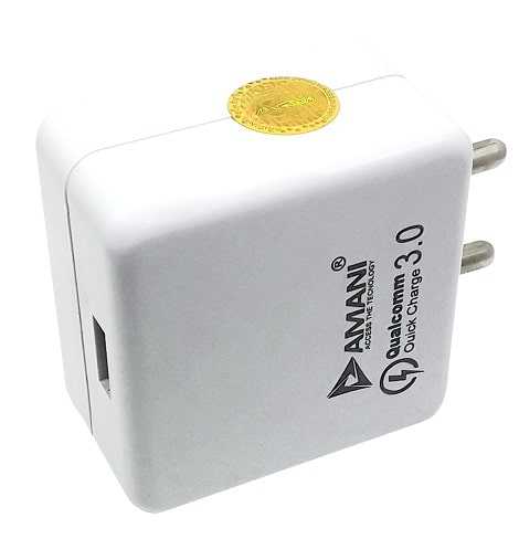 AMANI launches ASP-CH 3203.0 Travel Charger-min