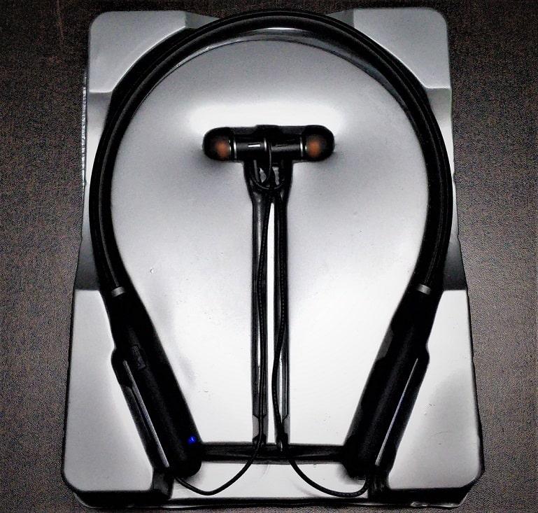 Amani ASP BT 5510 Neckband wireless earphone review-min