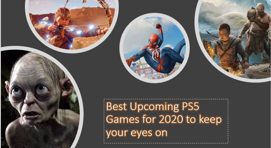 Best Upcoming PS5 Games for 2020 to keep your eyes on