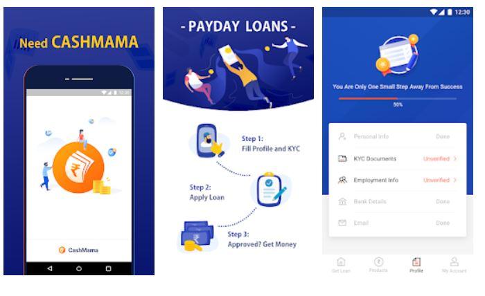 CashMama- Instant Personal Loan App Online
