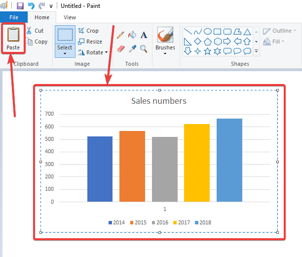Extract charts from Microsoft Excel 20