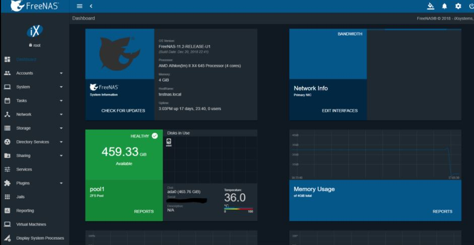 FreeNAS best linux OS for NAS