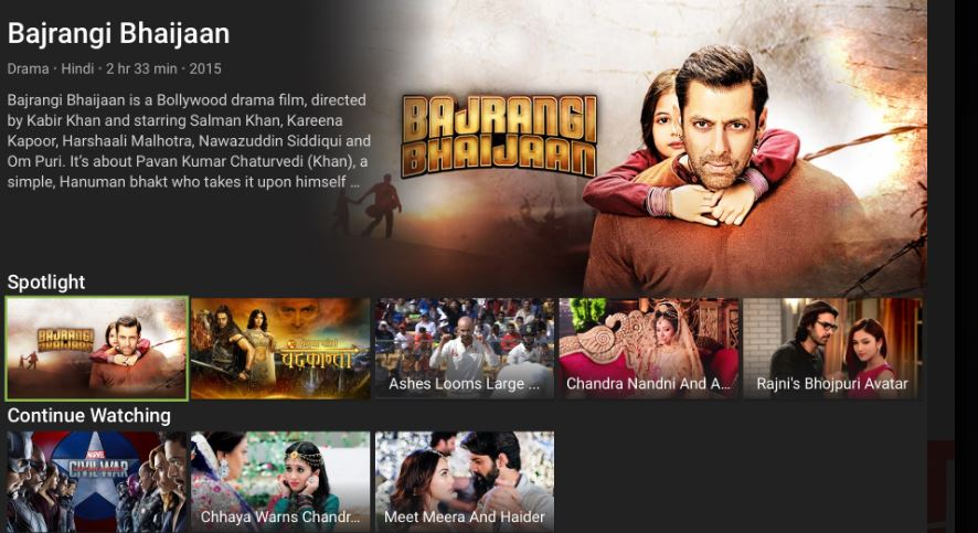 Hotstar app for Amazon Firestick-min