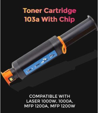 IMAGE KING Launches Toner Cartridge 103a and 110 for HP Printers