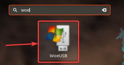 Install WoeUSB on Ubuntu 60