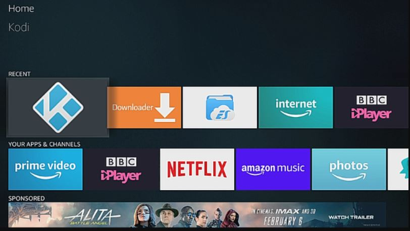 Kodi Amazon Firestick-min