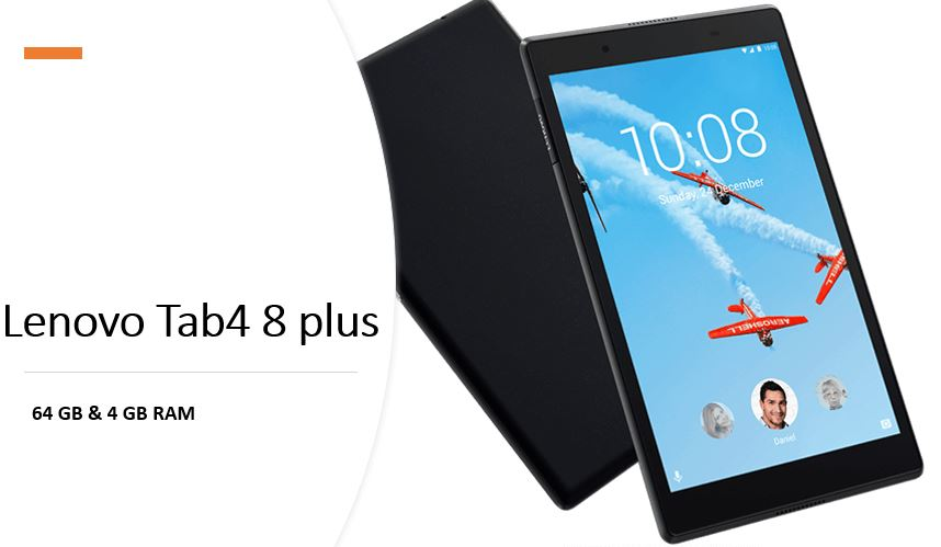 Lenovo Tab4 8 plus tablet (64GB)