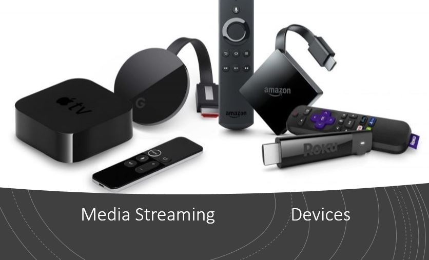 Media Streaming Device as gift on Christmas