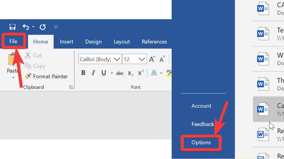 Prevent automatic hyperlinking on Microsoft Word