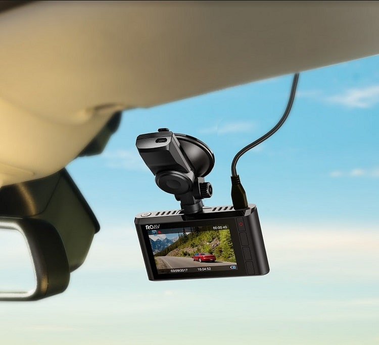 Roav Dashcam C20 Pro India-min