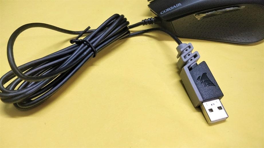 USB Nylon Cable Corsair mouse-min