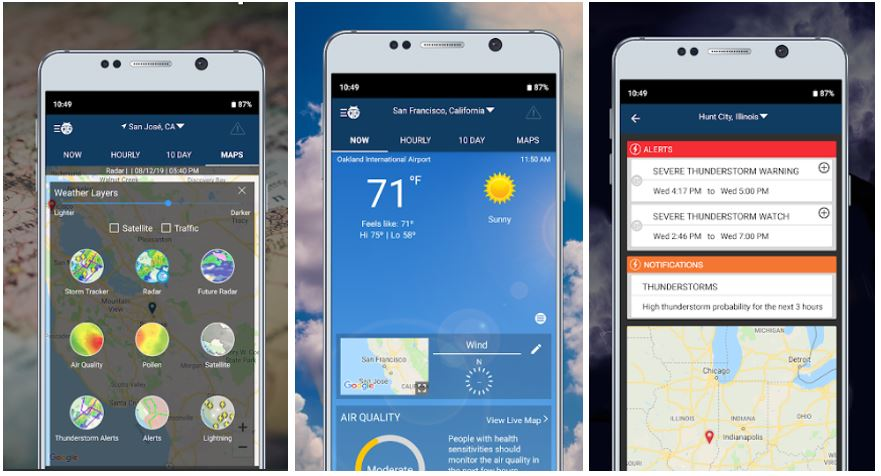 Weather-by-WeatherBug-Real-Time-Forecast-Alerts