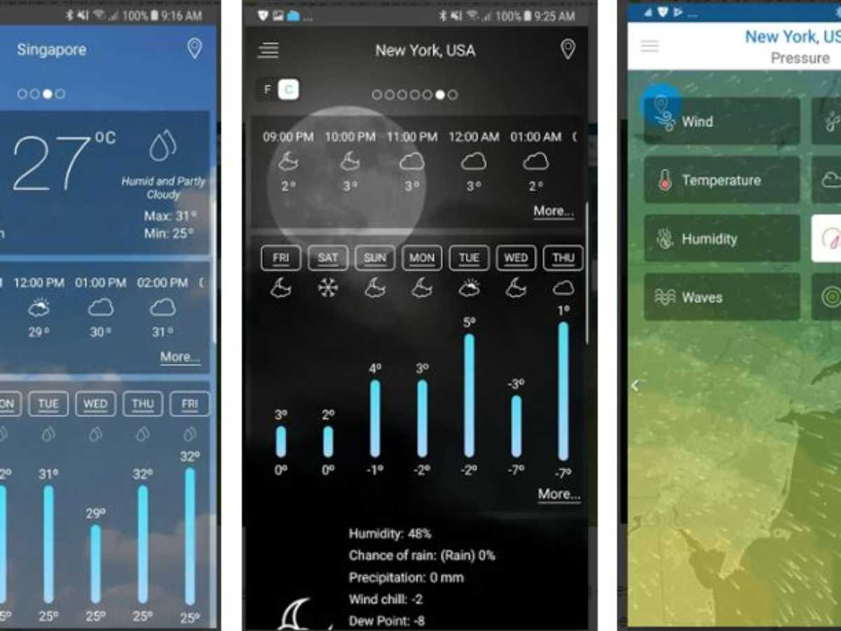 9 Best Weather App for Android in 2020