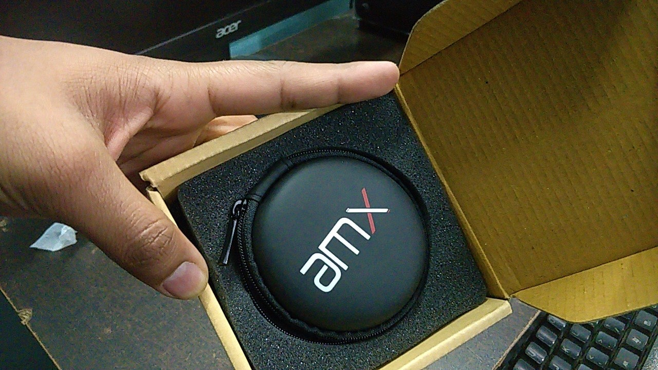 AMx One X earphone review-min