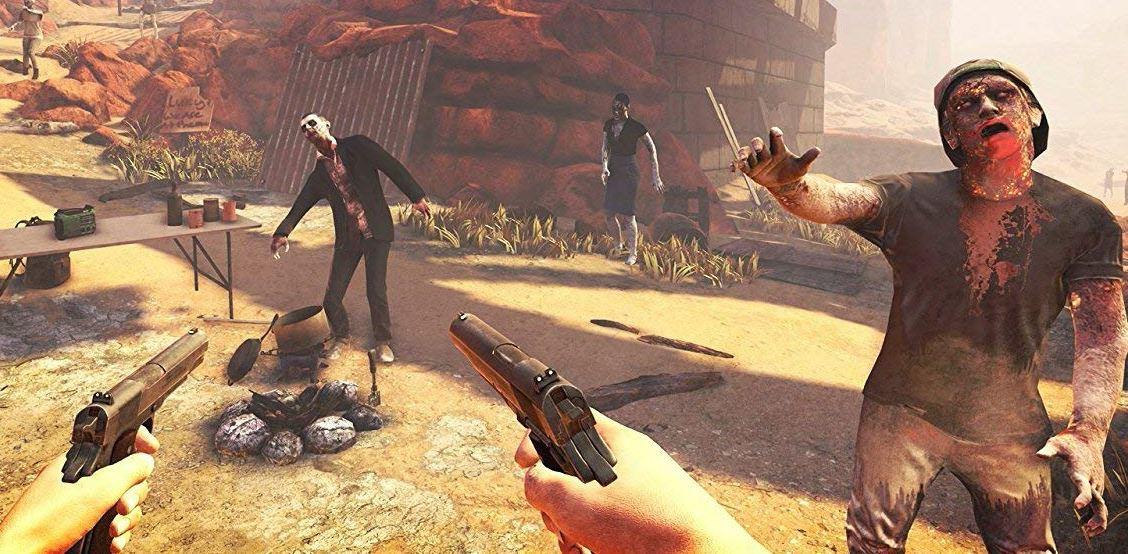 Arizona Sunshine VR games