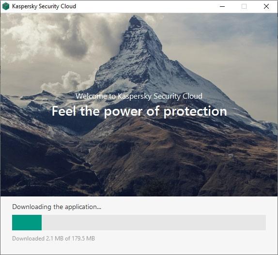 Downloading main setup file-min