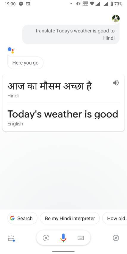 Do translations