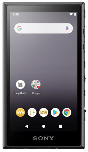 New Sony NW-A105 Android Walkman