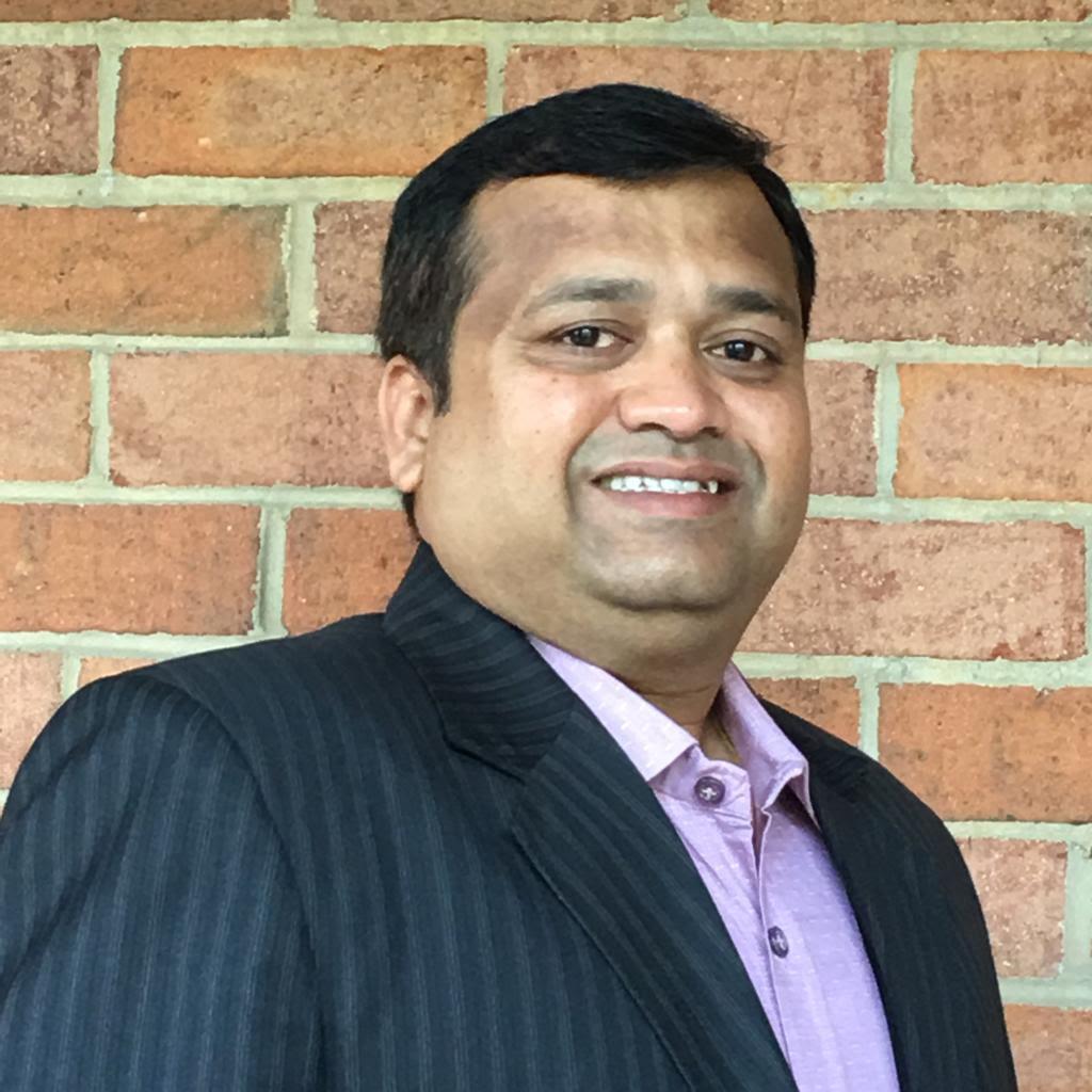 Ritesh Keshavrao Deokar, Country Manager at Milestone Systems India