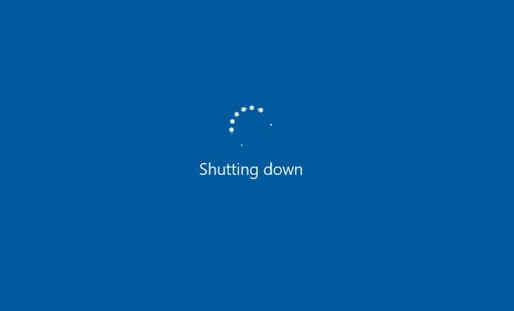 Schedule Shutting down of Windows 10-7 PC or Laptop