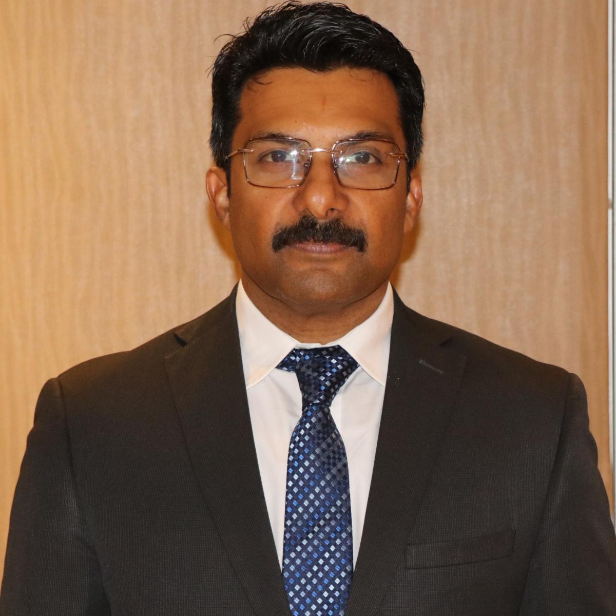 Shibu Paul, Vice President International Sales of Array Networks