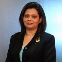 Suganthi Shivkumar, Managing Director for ASEAN, India, and Korea, Qlik