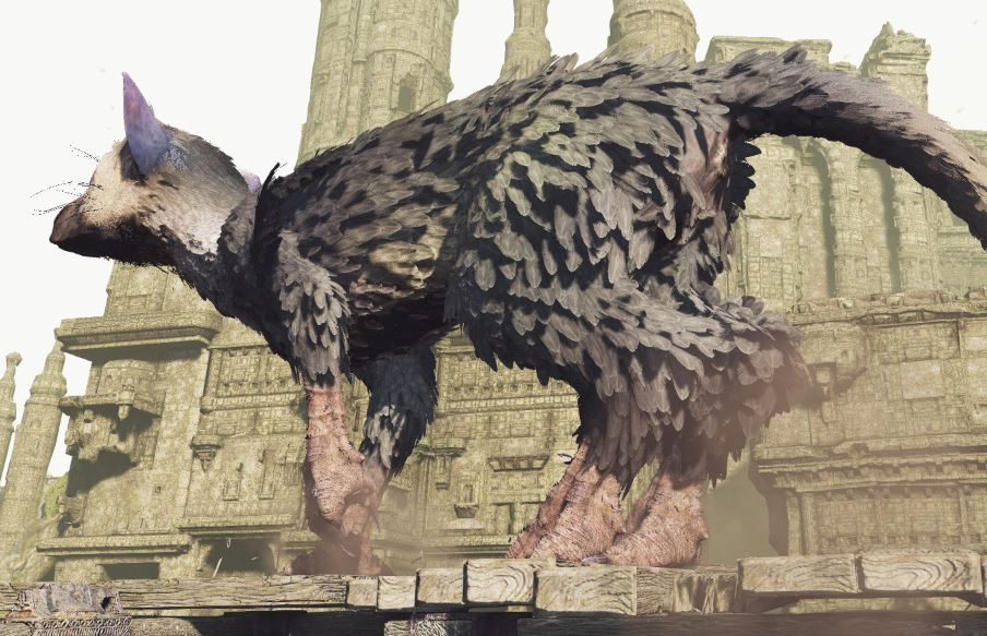 The Last Guardian (VR Demo Version)