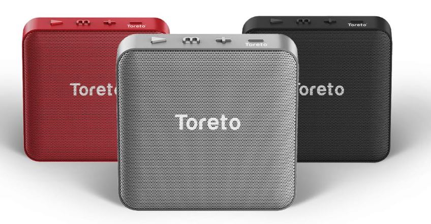 Toreto Bash bluetooth party speaker