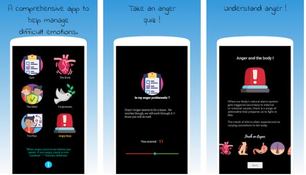 Angrr – Anger management simplified