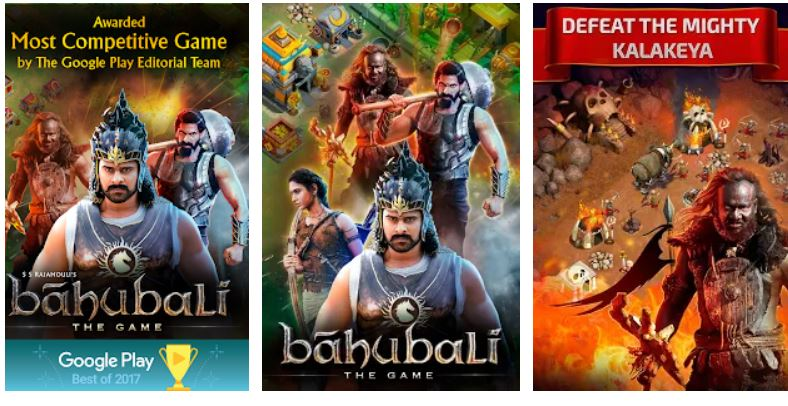 Baahubali The Game Official