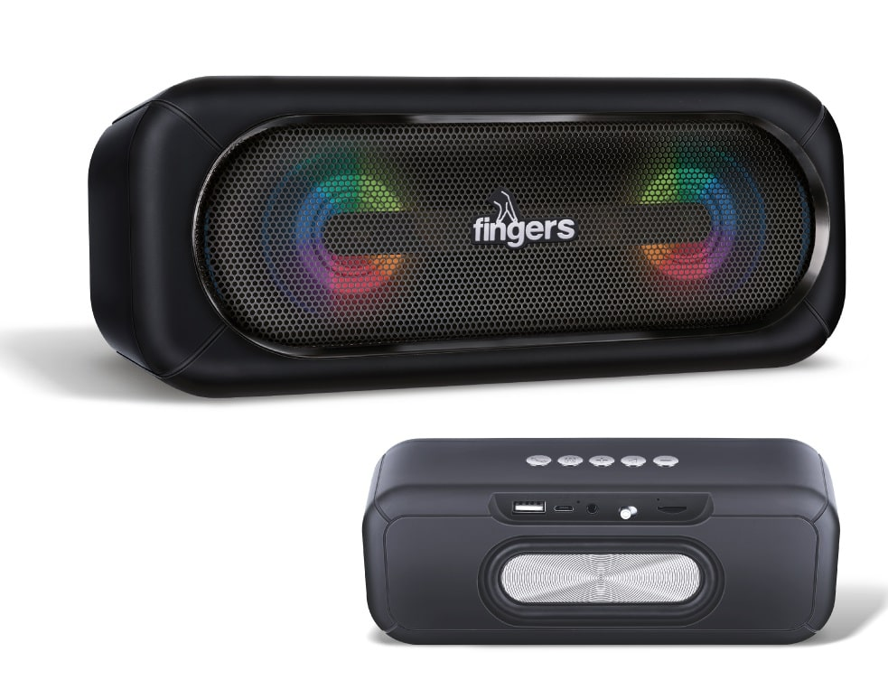 FINGERS SuperLit Portable Speakers