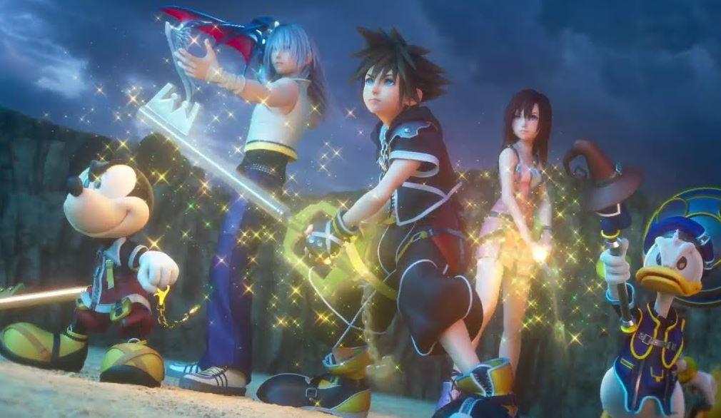 How to Find Oathkeeper & Oblivion Keyblades in Kingdom Hearts 3
