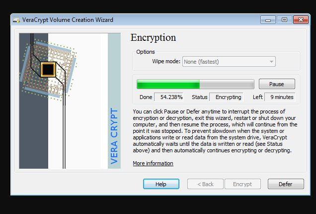How to use VeraCrypt Open source disk encryption