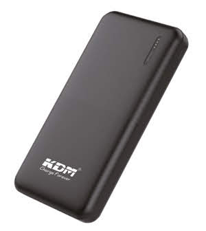 KDM 10X power bank