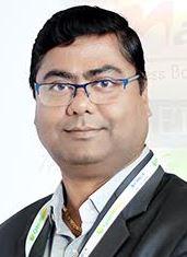 Mr Thakur Anup Singh, CMD, Marg ERP LTD