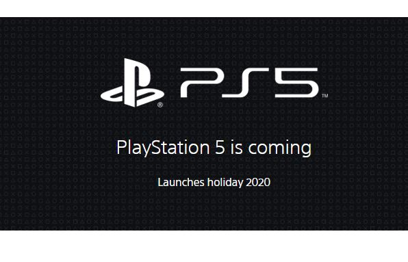 Official website of Sony's PS5 is live now