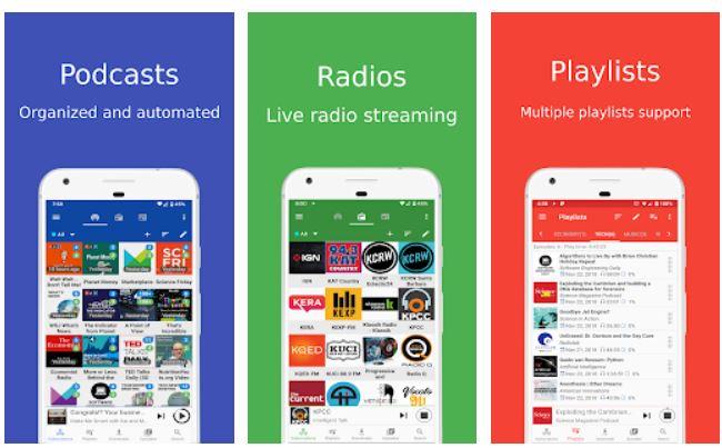 Podcast Republic – Podcast Player & Radio App