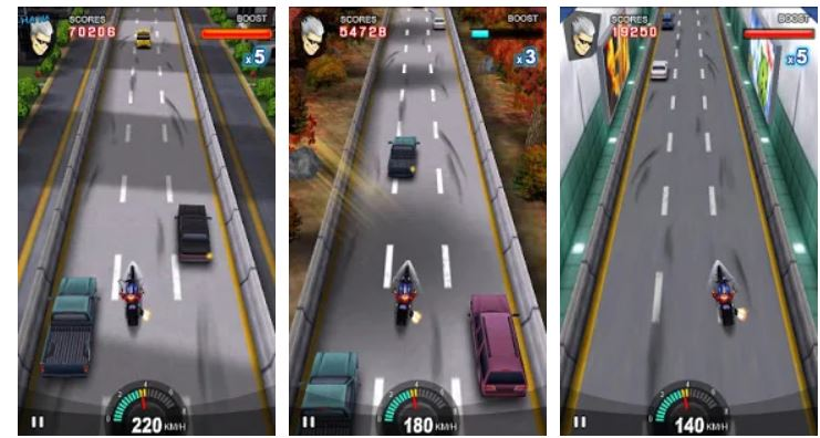 Racing Moto best bike racing game for Android